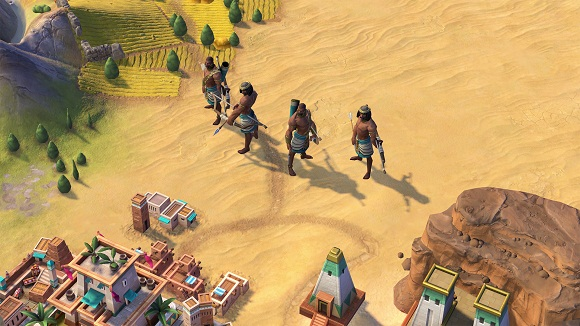 Sid Meiers Civilization VI Khmer and Indonesia Civilization and Scenario Pack PC Full Version Screenshot 2