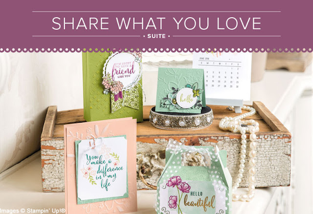 Share What You Love Suite