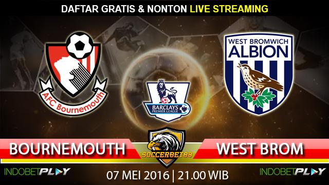 Prediksi Bournemouth vs West Brom 07 Mei 2016 (Liga Inggris)