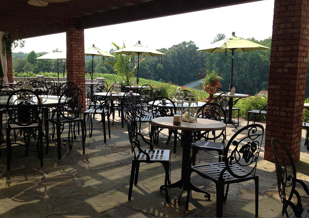 Potomac Point Winery Wedding Venues