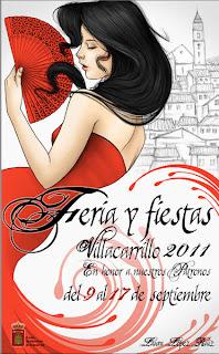 Villacarrillo - Feria 2011 - Laura López Ruiz