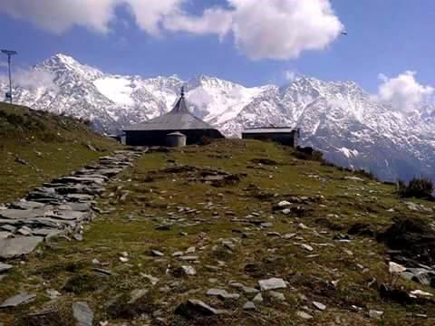 Aadi Himani Chamunda Temple Kangra Himachal Pradesh