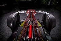 BAC and Autodesk 'Art Car' Mono