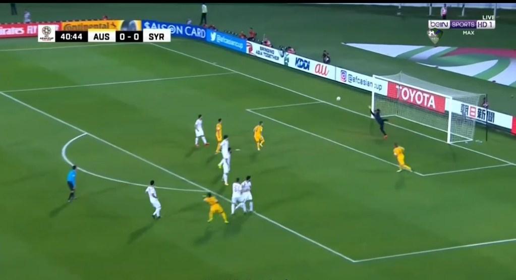 شاهد أجمل هدف فى كأس أسيا 2019 حتى الأن