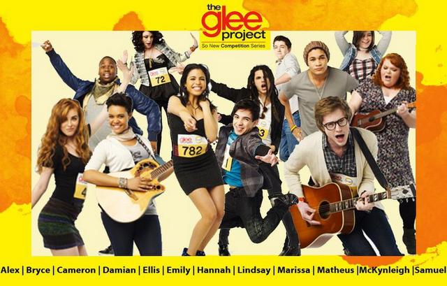 Assistir Online The Glee Project  Legendado
