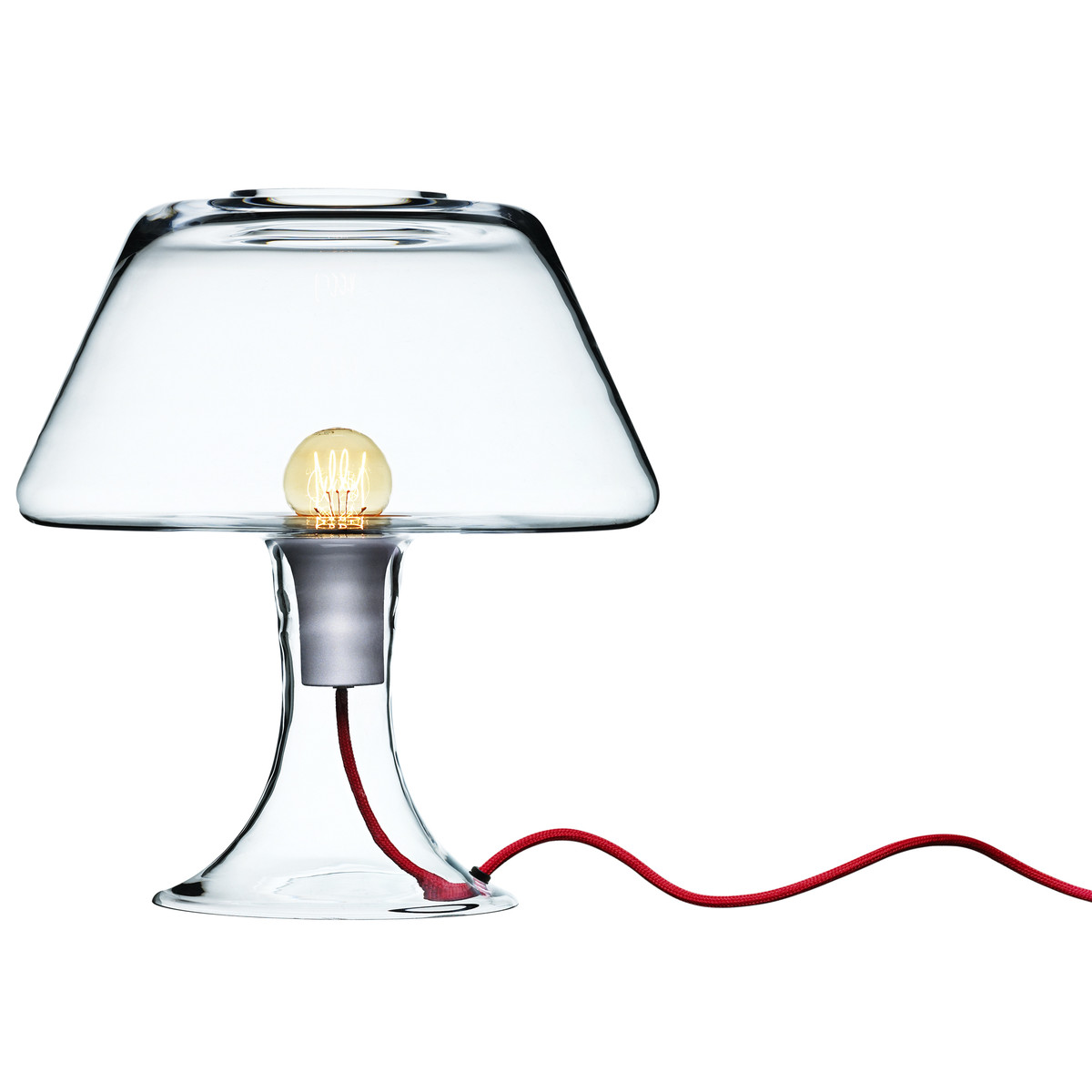Classic One Glass Table Lamp | modern design by ...