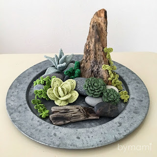 Bymamis Superb Succulent Pattern Package