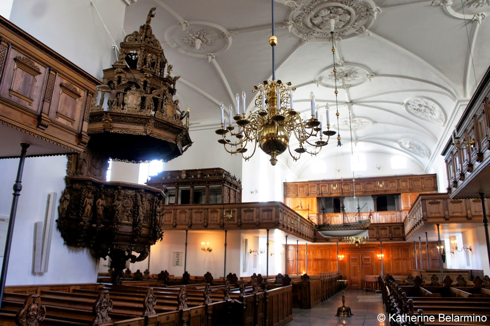 Copenhagen's Churches: Ships, Swans, Staircases, and Statues | Travel the World