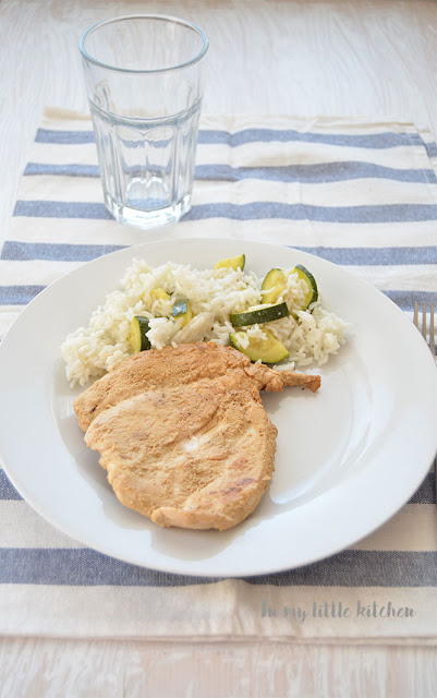 Vikika Libro Pollo Marinado Con Arroz Basmati - In My Little Kitchen