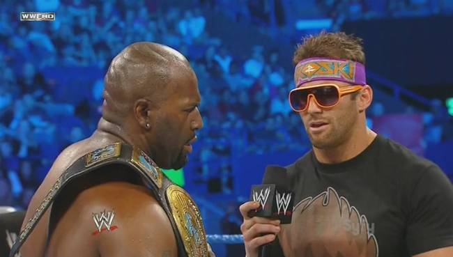 Capturas WWE Friday Night Smackdown HDTV