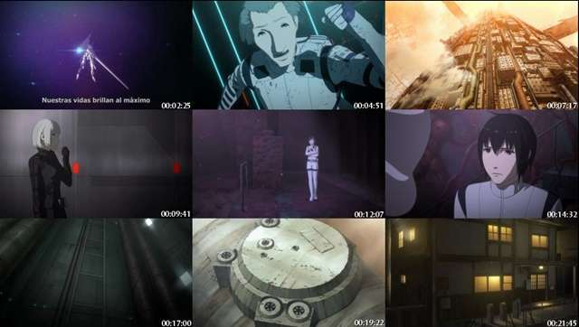 Knights of Sidonia Temporada 2 Completa Latino