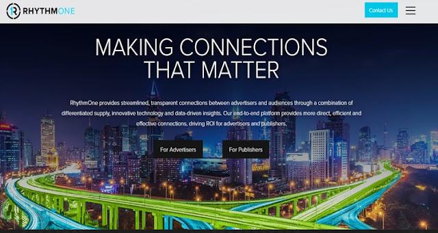 RhythmOne ad network
