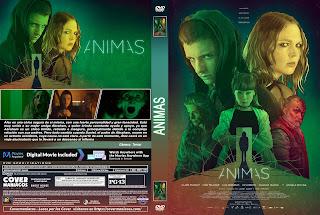 CARATULA ANIMAS 2018 [ COVER DVD ]