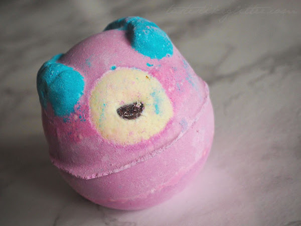 Lush Monsters' Ball Bath Bomb.