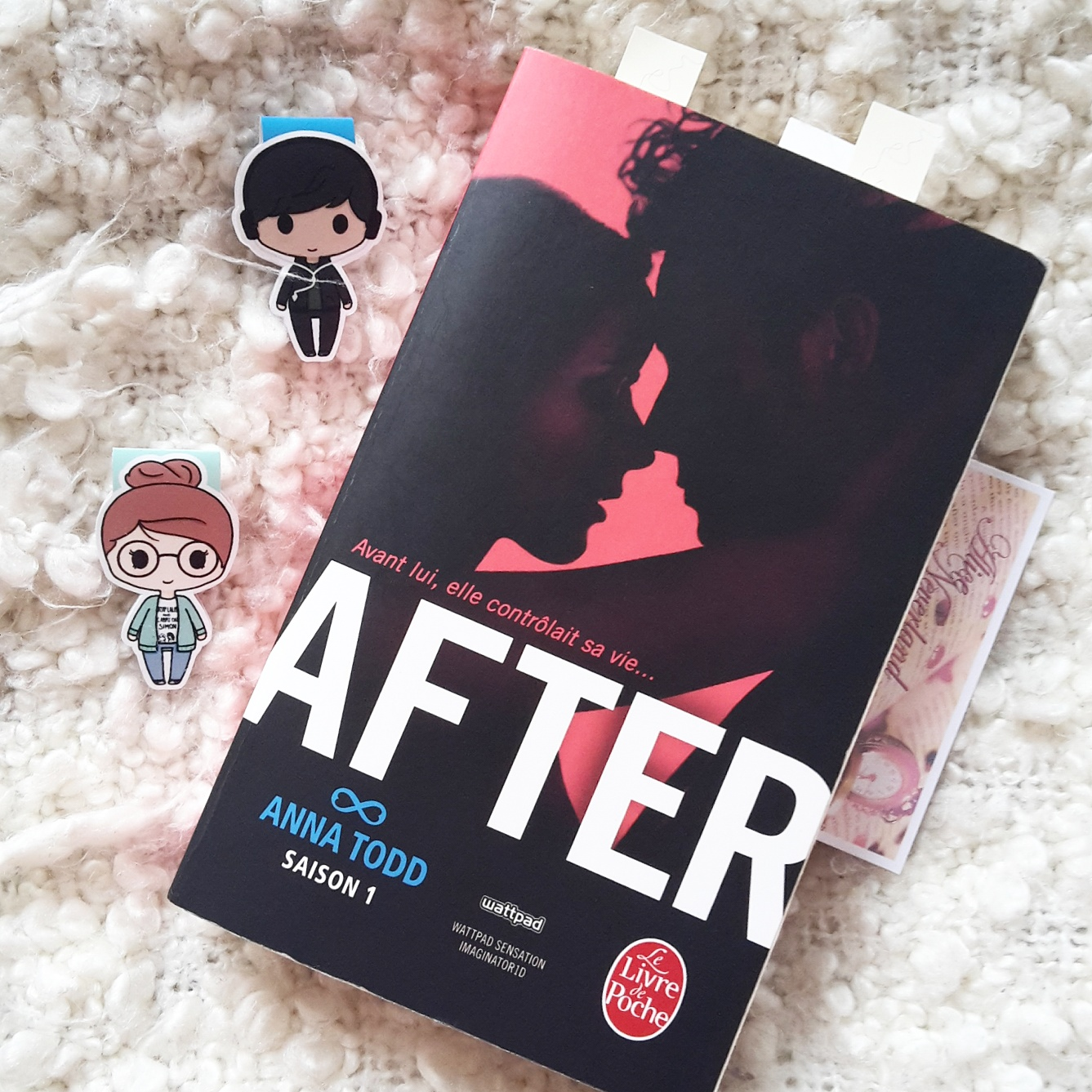After Saison 1 La Rencontre Anna Todd I Believe In