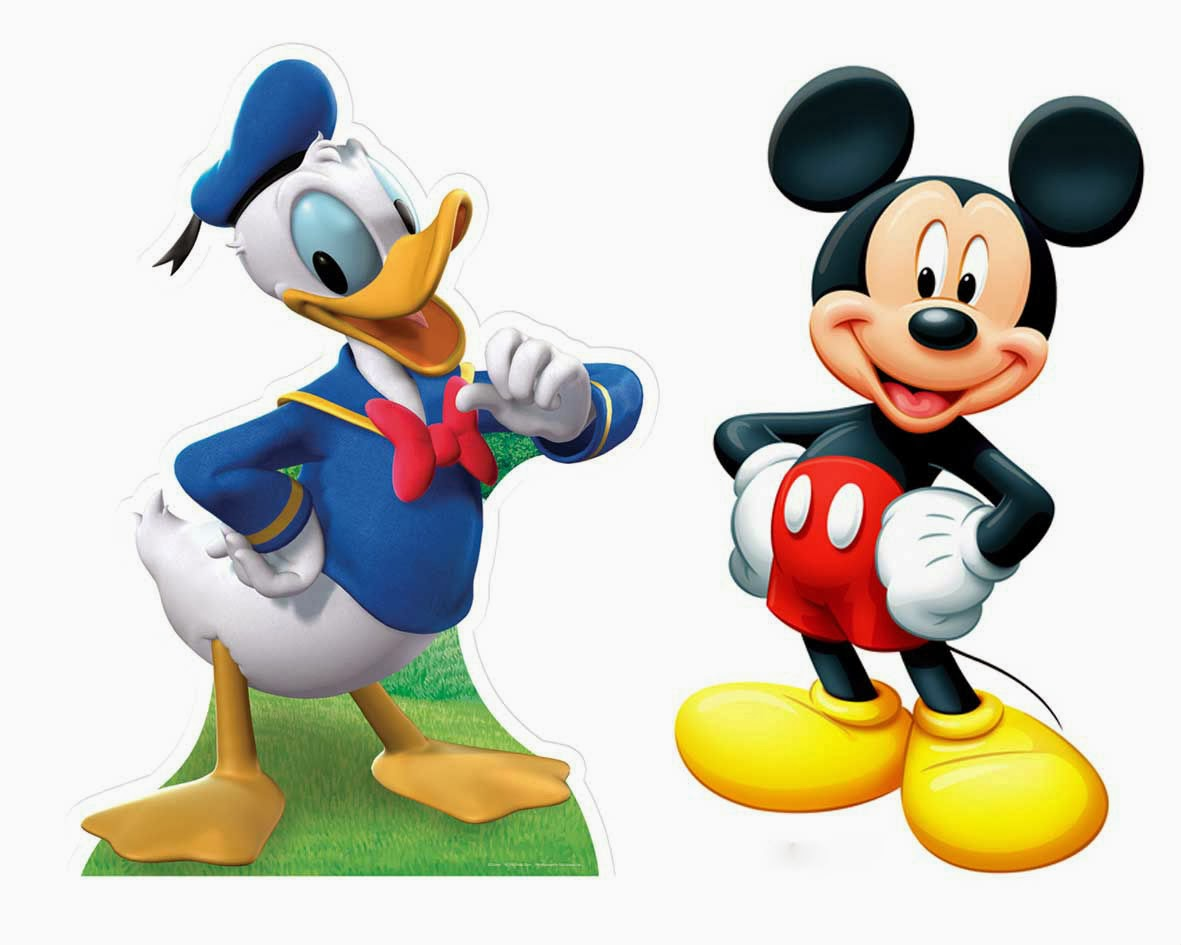 micky ducks