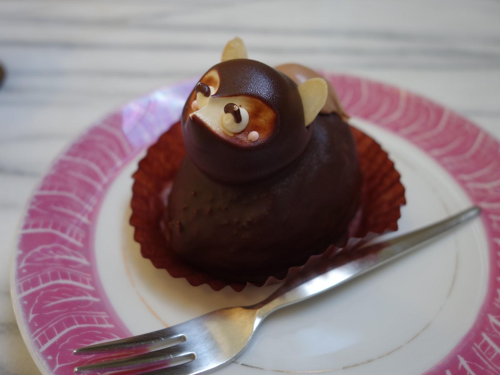 たぬきケーキ 鳥取県米子市「つるだや」