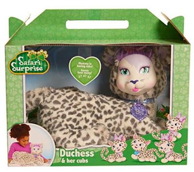 Снежный барс Даччес (Duchess Safari Surprise)