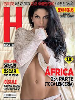 Revista H para Hombres Mexico – Enero 2017 PDF Digital