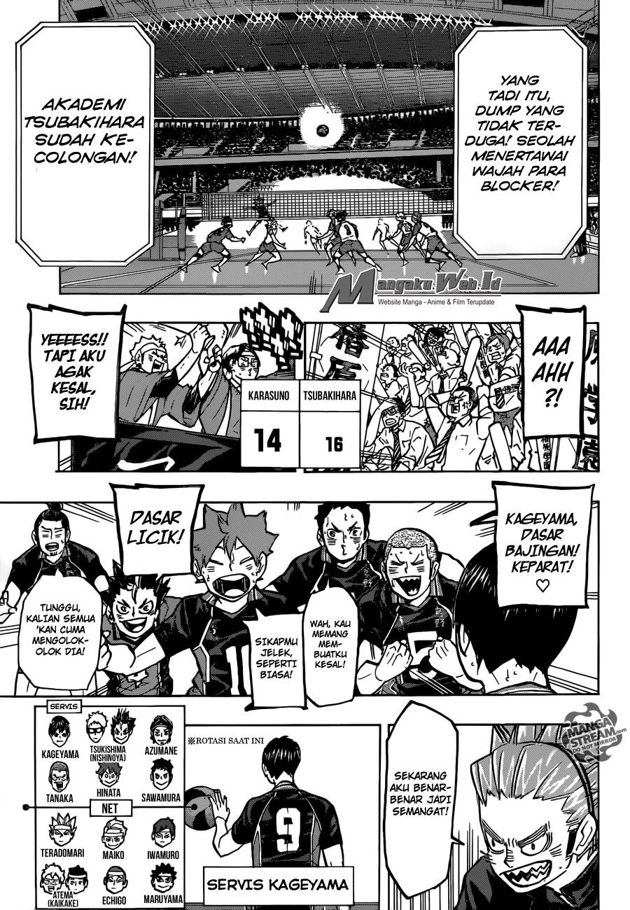 Haikyuu Chapter 235-12