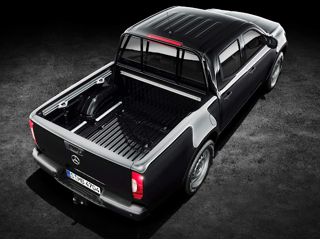 Mercedes-Benz Classe X - Pure