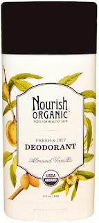 desodorante sin aluminio iHerb Nourish Organic