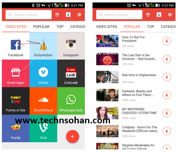 How to download youtube videos in hindi video downloader ccuart Choice Image
