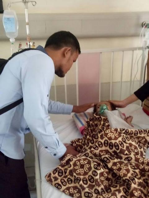 Lpda Bantu Fajar, LPDA Kunjungi Fajar Pasien Bocor Jantung