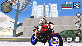 INCRÍVEL!! GTA BRASIL (APK + DATA) V15 ESTILO MOTOVLOG PARA CELULARES ANDROID + DOWNLOAD