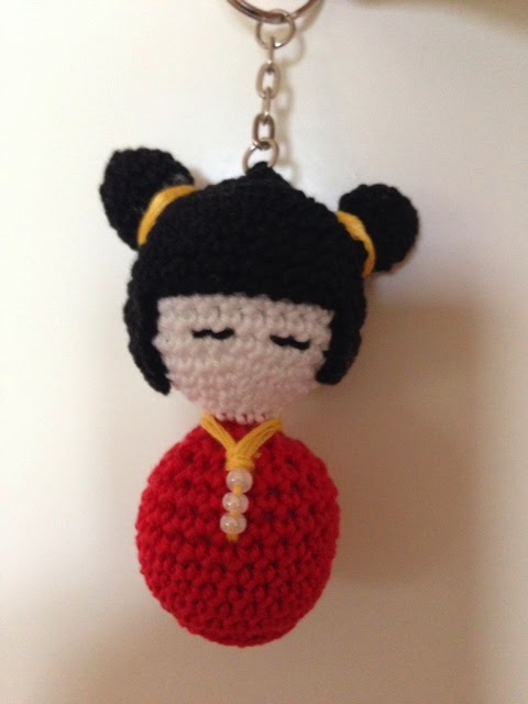 Crea Brenda Japanse Geisha