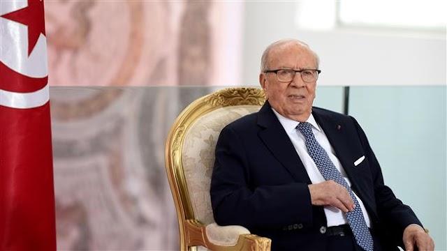 Tunisian President Beji Caid Essebsi confirms presence of US drones on Libyan border