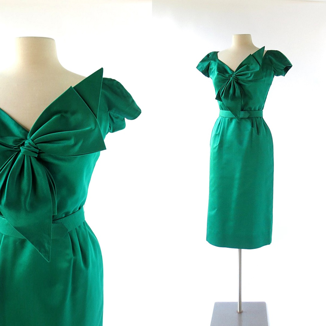 Small Earth Vintage Shop Preview 1930s Satin 1940s