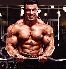 Eduardo Correas Bodybuilding Lessons | Bodybuilding