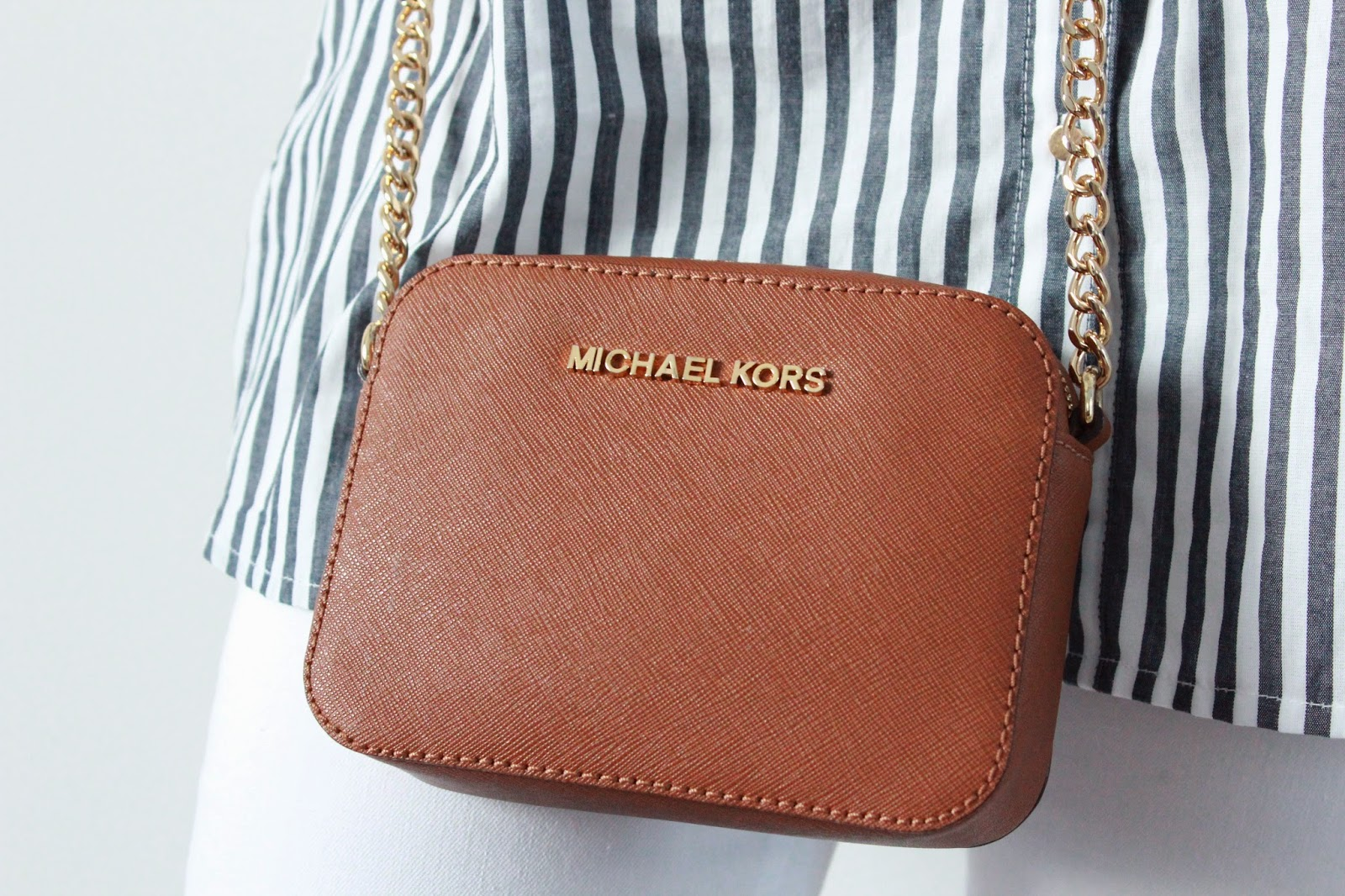 6f9f2ca8d31d Bags of Style  Michael Kors Mini Cross Body Bag