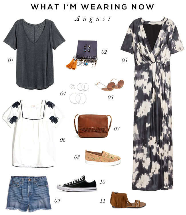 Summer to Fall Style Essentials