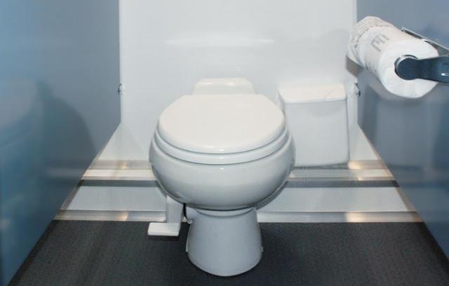 Comfortable Private Bathroom Stalls