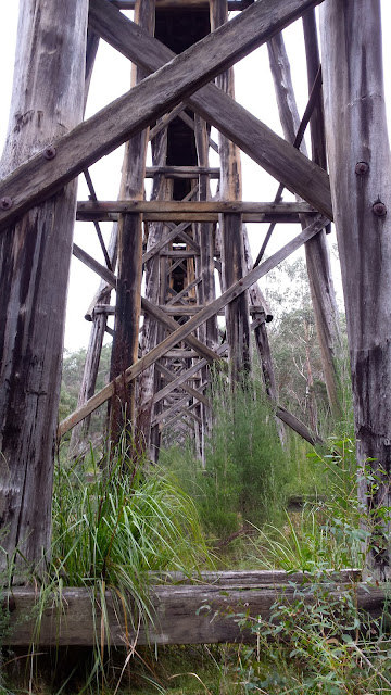 Stony Creek Trestle Bridge