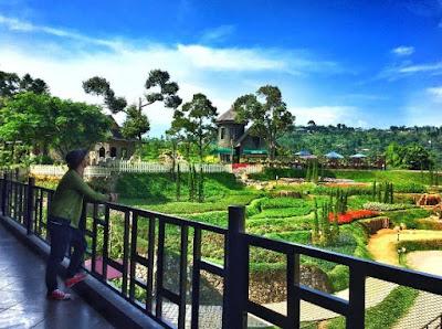 Rute dan Lokasi The Ranch Bogor