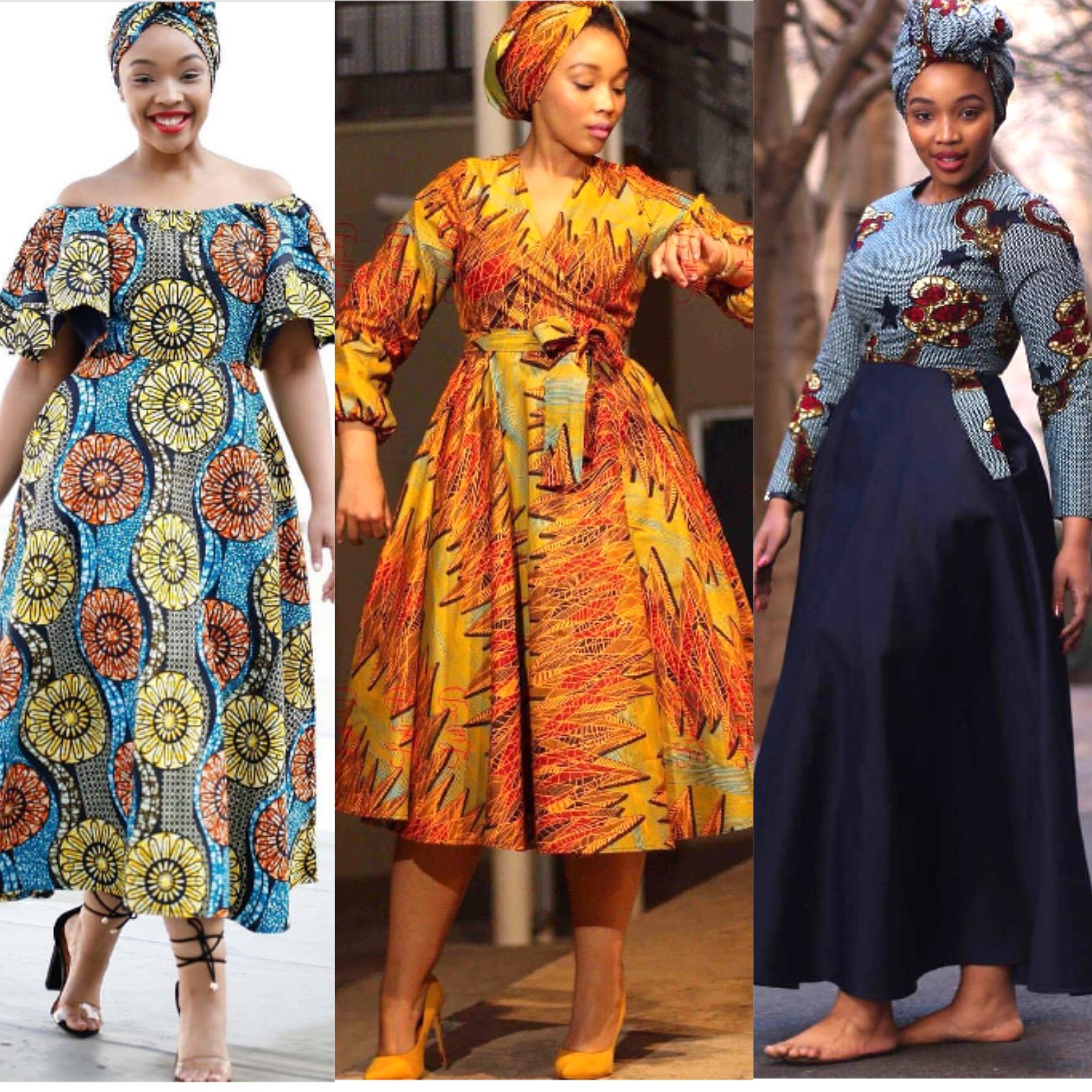KITENGE FASHION Dresses Ideas You Might Love!