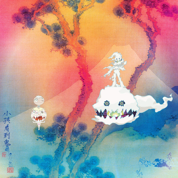 Kanye West & Kid Cudi - KIDS SEE GHOSTS Cover