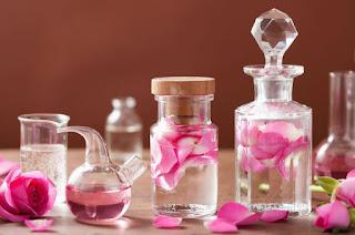 evde parfüm yapımı