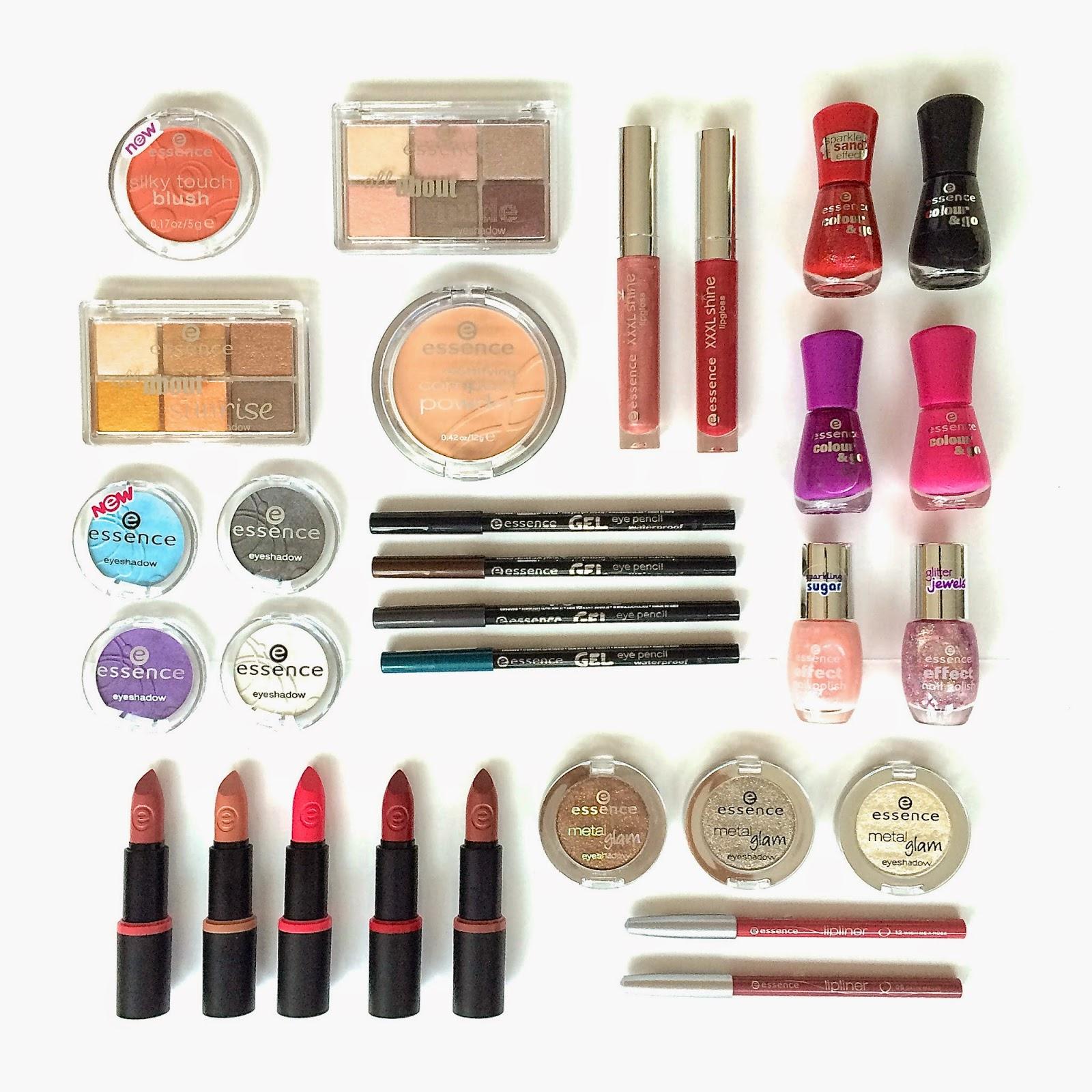 Cosmetics: Fun With Essence Cosmetics