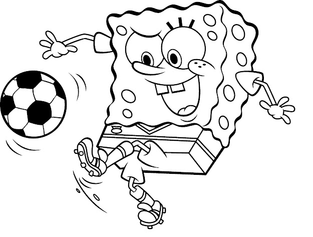 Collection Of Free Spongebob Chocolate Coloring Page From All Over The  World
