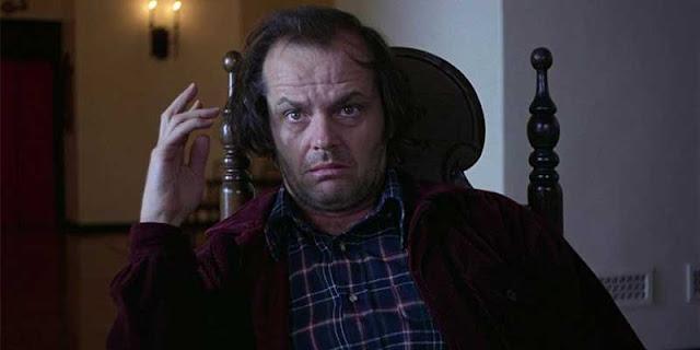 Escena de 'El Resplandor' de Stanley Kubrick