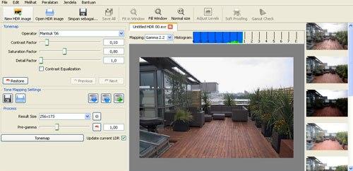 cara Membuat Foto Jenis HDR