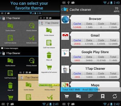 1Tap Cleaner Pro v2.85 APK Full Gratis- ToolApps Android Terbaik