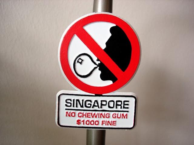 Wow 9 Hal Biasa Kamu Lakukan Dilarang Di Negara Ini lho..