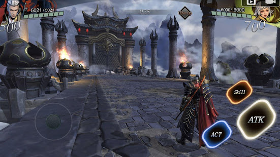 Soulblade apk + obb v1. 0 full android game download free.