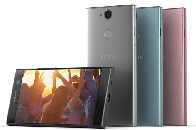 تسريبات حول هاتف  Sony Xperia XA3 التابع لسوني لعام 2018