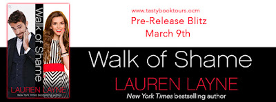 Pre-Release Blitz & Giveaway: Walk of Shame by Lauren Layne